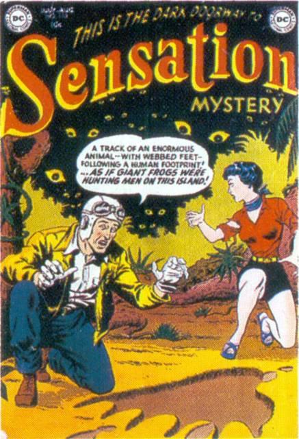 Sensation Mystery