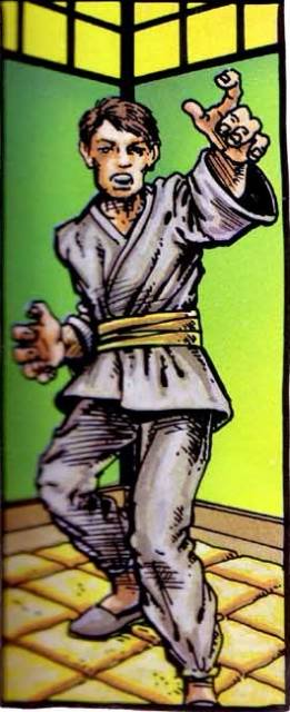 Hamato Yoshi (1984 Mirage Comic)