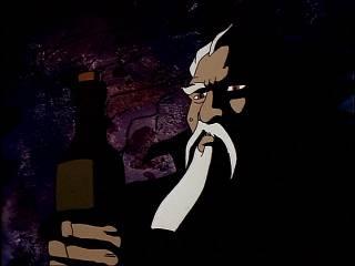 The animated version of Cogliostro