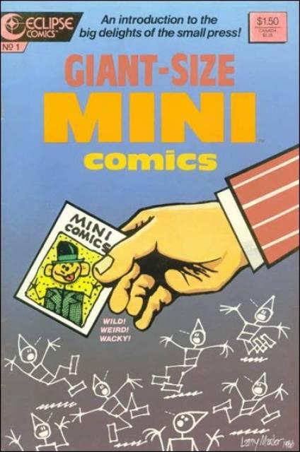 Giant-Size Mini Comics