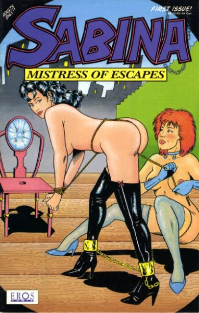 Sabina, Mistress of Escapes
