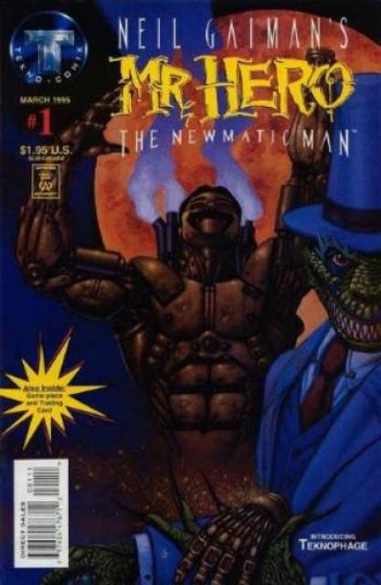Mr. Hero the Newmatic Man