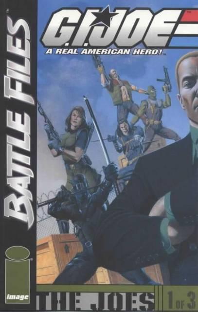 G.I. Joe: Battle Files