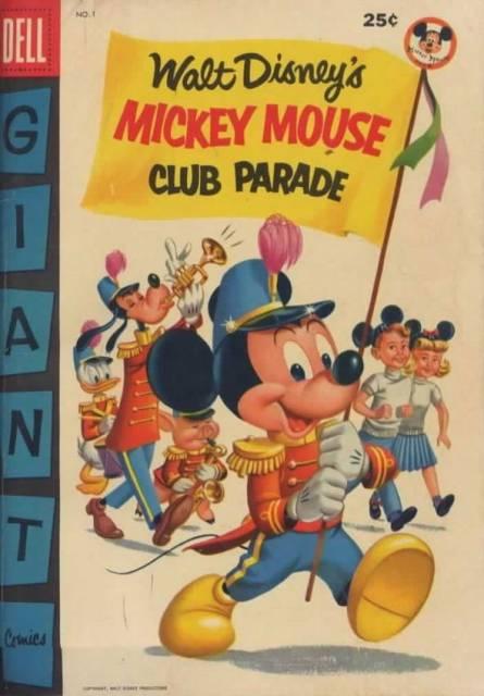 Mickey Mouse Club Parade
