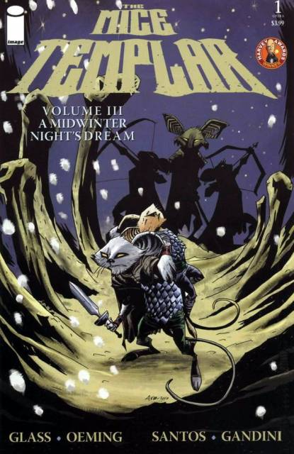 The Mice Templar, Volume III: A Midwinter Night's Dream