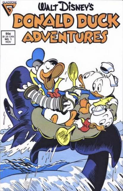 Donald Duck Adventures