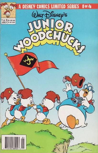 Walt Disney's Junior Woodchucks