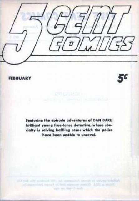 5 Cent Comics