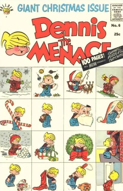 Dennis the Menace Giant