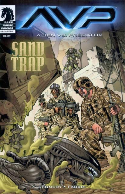 Aliens vs. Predator: Sand Trap