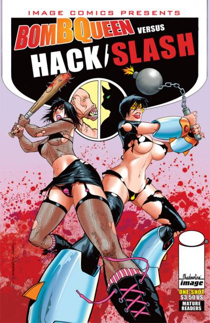 Bomb Queen vs. Hack/Slash