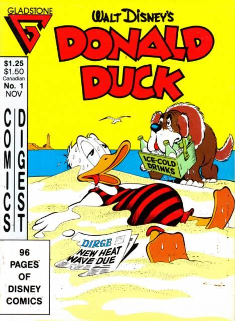 Walt Disney's Donald Duck Comics Digest