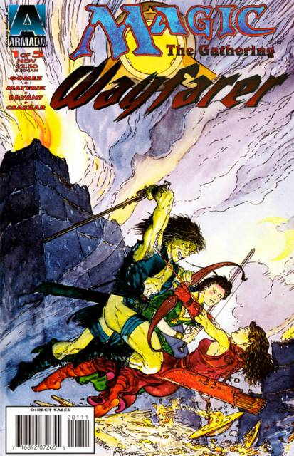Magic: The Gathering Wayfarer