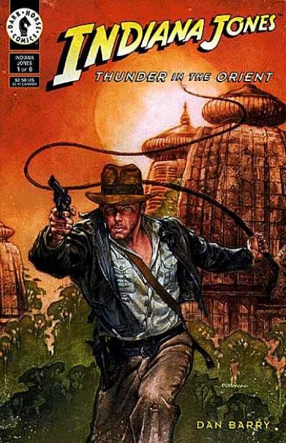Indiana Jones: Thunder in the Orient