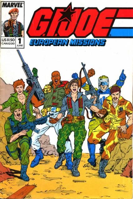 G.I. Joe European Missions