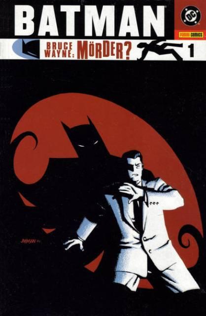 Batman: Bruce Wayne: Mörder?