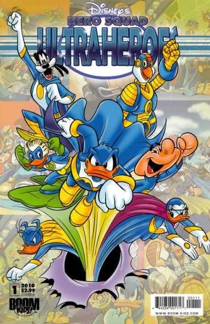 Disney's Hero Squad
