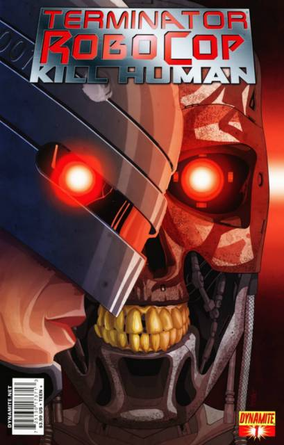 Terminator / Robocop: Kill Human