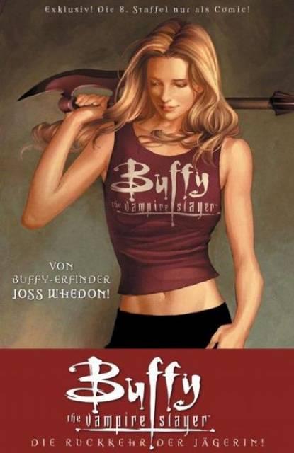Buffy the Vampire Slayer Staffel 8