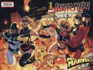 Invasión Secreta: Ms. Marvel