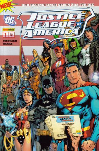 Justice League of America Sonderband