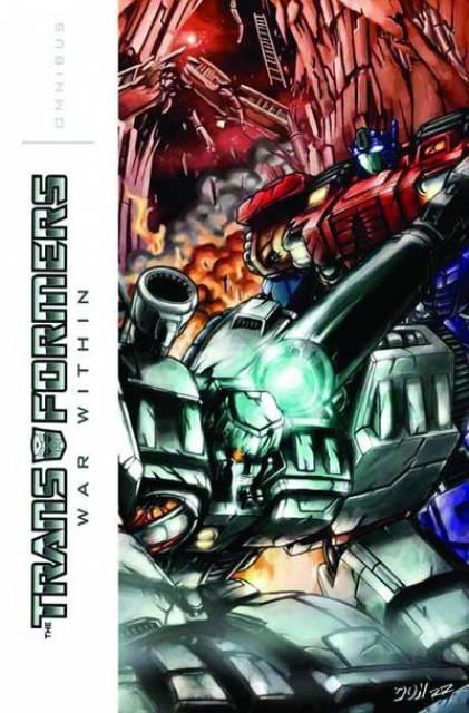 Transformers: War Within Omnibus