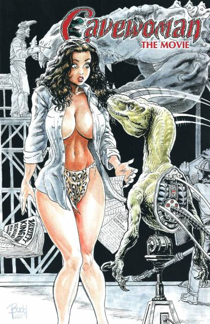 Cavewoman: The Movie