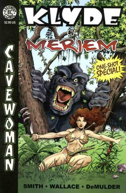 Cavewoman: Klyde & Meriem