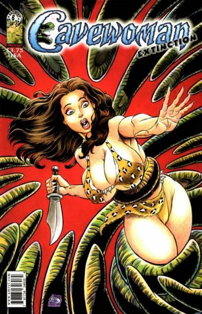 Cavewoman: Extinction
