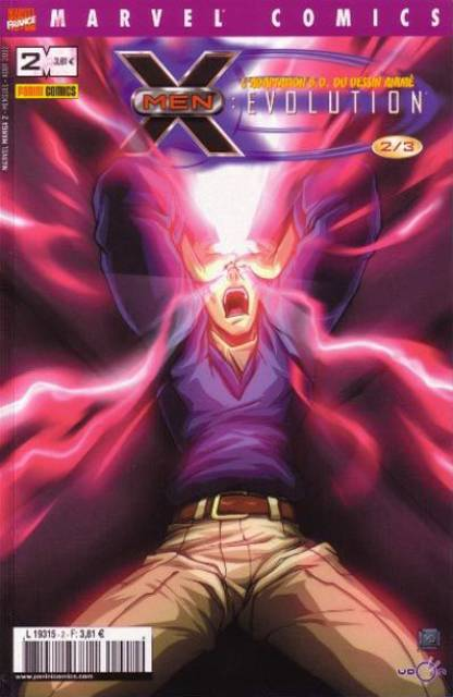 Marvel Manga