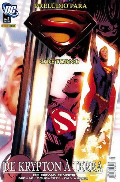 O Retorno Prelúdio Para Superman