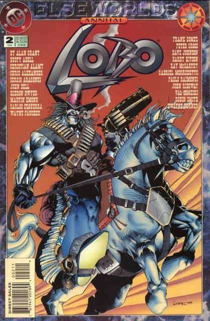 Lobo Annual #2