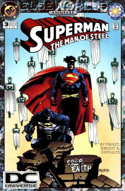 Superman The Man of Steel Annual #3