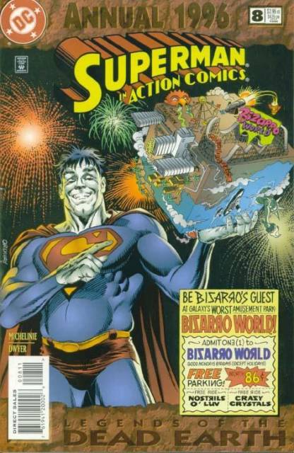 Action Comics Annual #8