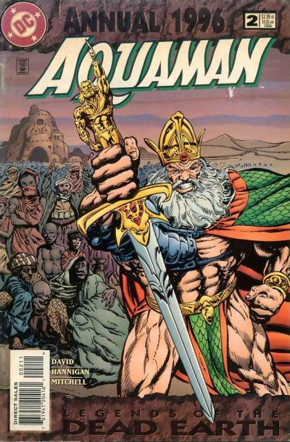 Aquaman Annual #2