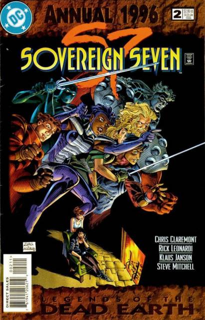 Sovereign Seven Annual #2