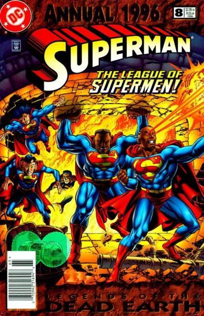 Superman Annual #8