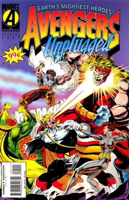 Avengers Unplugged