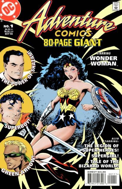 Adventure Comics 80-Page Giant