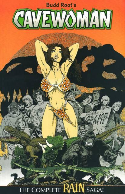 Cavewoman: Rain Graphic Novel