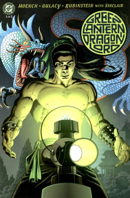Green Lantern: Dragon Lord