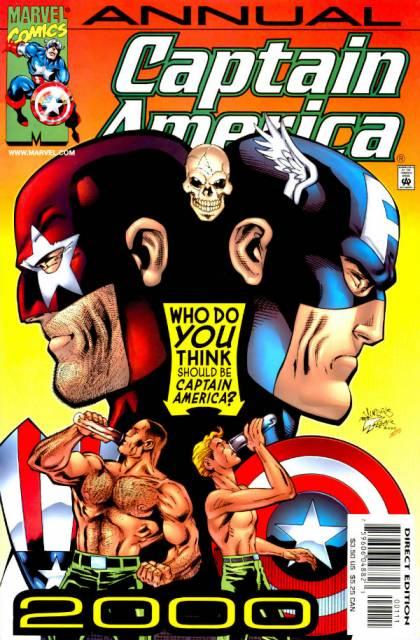Captain America 2000