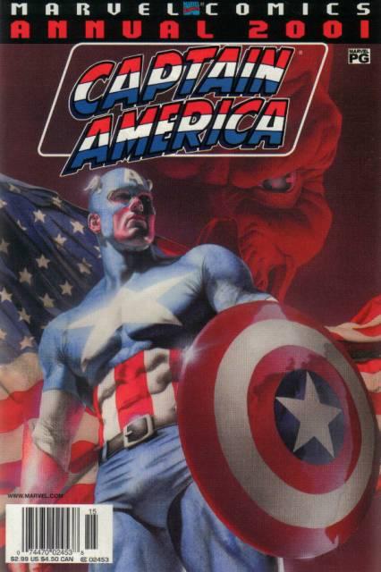 Captain America 2001