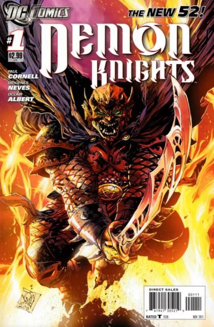 Demon Knights