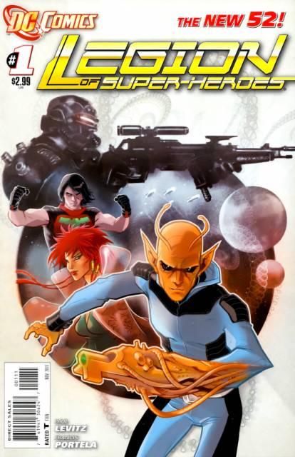 Legion of Super-Heroes
