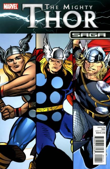 The Mighty Thor Saga