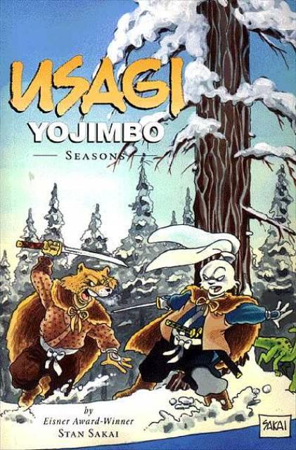 Usagi Yojimbo: Seasons