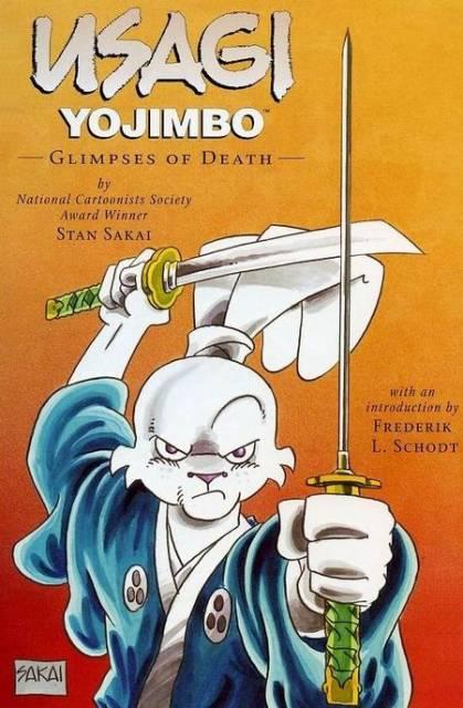 Usagi Yojimbo Volume 20: Glimpses Of Death