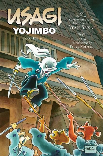 Usagi Yojimbo Volume 25: Fox Hunt