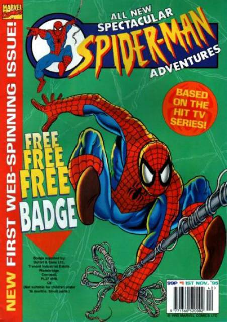 Spectacular Spider-Man Adventures